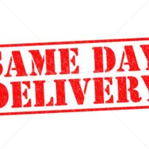 Same Day Delivery Service: How Does It Work?