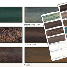 The benefits of a variety of coating finishes