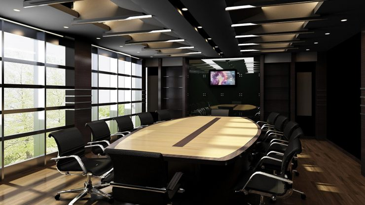 Why Do Business Professionals Love Using Conference Rooms?